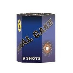 FINAL CAKE 2, 19 rán, 30mm ohňostroj