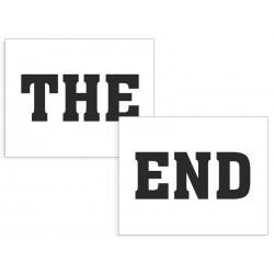 The/ End