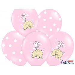 Sloniky (ružové)