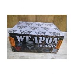 WEAPONS, 88 rán, 20mm ohňostroj