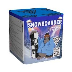 SNOWBOARDER 25rán / 20mm
