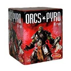 ORCS PYRO 16rán / 30mm