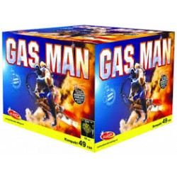 GAS MAN 49rán / 25mm