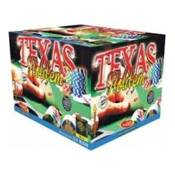 TEXAS HOLDEM 64rán / 20-25mm