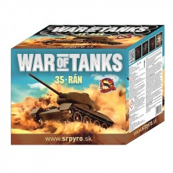 WAR OF TANKS 35rán / 36mm