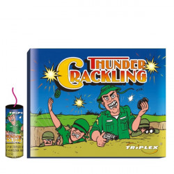Petardy Thunder Crackling 20ks