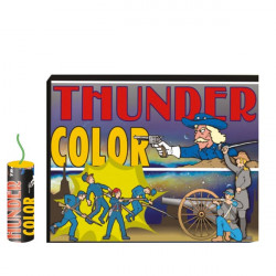 Petardy Thunder Color 20ks
