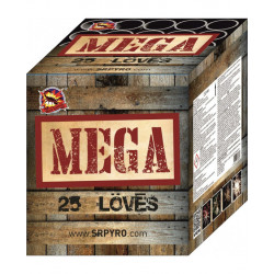 Mega 25ran/48mm