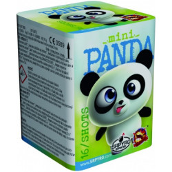 Mini Panda 16rán / 20mm