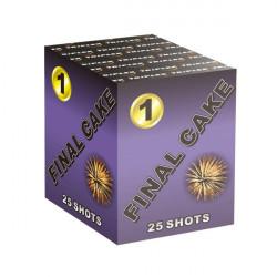 Final Cake 1 25rán / 30mm