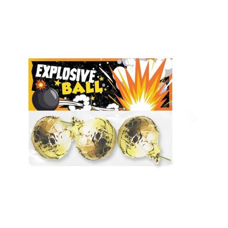 Explosive ball 9