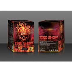 Fire show 16rán/25mm