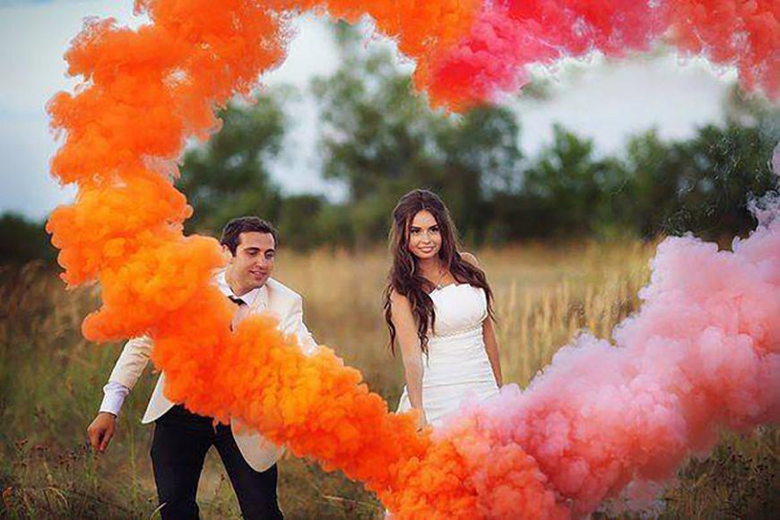 dymovnice svadba